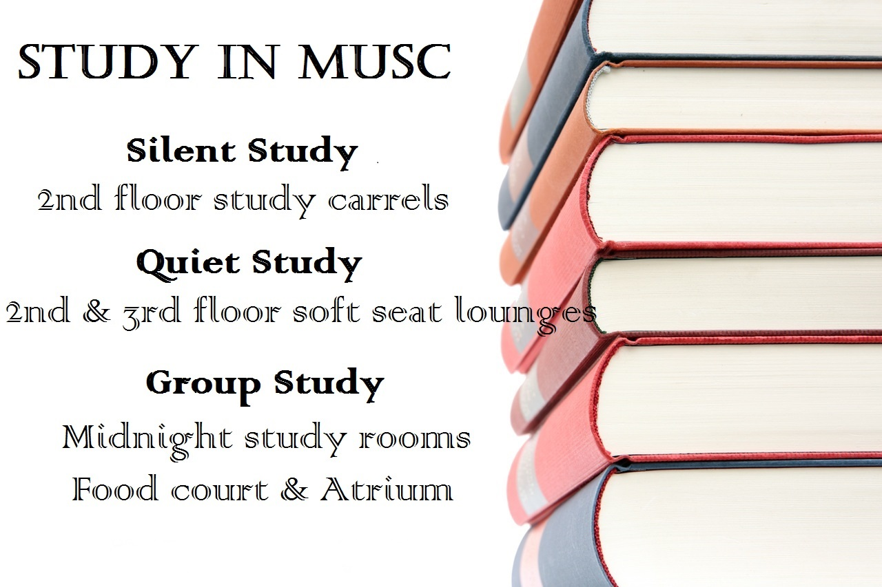 Booking Study Room Mcmaster